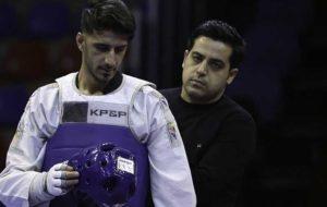 سروش احمدی: هنوز جای پایم در تیم ملی تکواندو محکم نشده است
