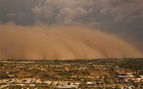 طوفانهای غبار
