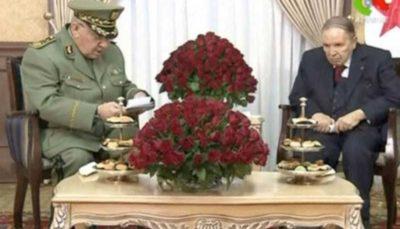 مهرههای کلیدی در عرصۀ قدرت الجزایر