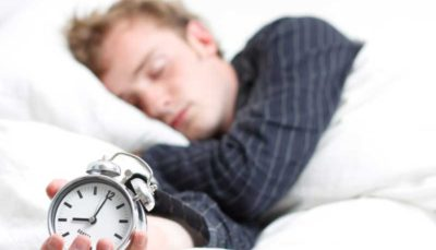 خواب کمتر از 6 ساعت ممنوع