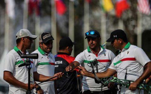 تیم مردان ایران