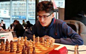 پایان مسابقات شطرنج گرنک با عنوان ۱۴ و ۲۶ برای نمایندگان ایران