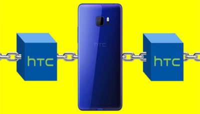 HTC بهدنبال عرضه گوشی دیگری مبتنی بر بلاکچین است
