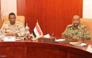 معاون وزیر خارجه سودان