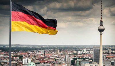 رشد اقتصادی آلمان