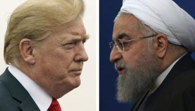 امریکا و ایران