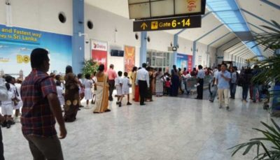 حملات تروریستی سریلانکا