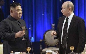 پوتین: جایگزینی برای حل مسالمتآمیز مشکلات هستهای کره شمالی وجود ندارد