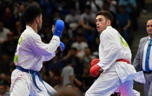 کاراته قهرمانی آسیا