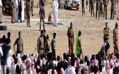 اعدامشدگان سعودی