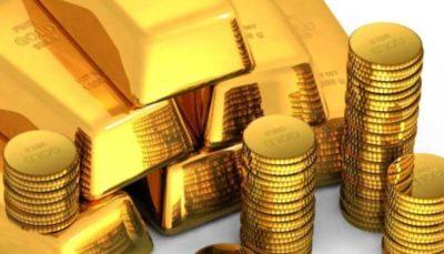 سقوط بهای طلا