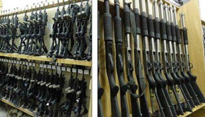 صادرات تسلیحات اروپا