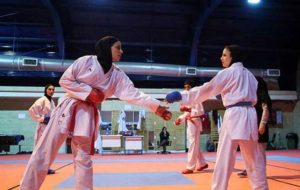 دعوت از۷ کاراتهکا برای حضور در اردوی آماده سازی تیم ملی بانوان