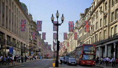 رشد دستمزد انگلیسیها