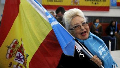 انتخابات پارلمانی اسپانیا
