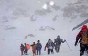 کوهنورد مالزیایی پس از فتح قله «آناپورنا» مفقود شد