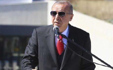اردوغان: فرانسه دغدغه حقیقت ندارد