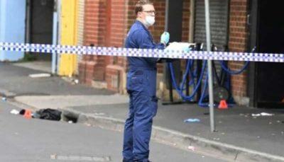 تیراندازی در استرالیا