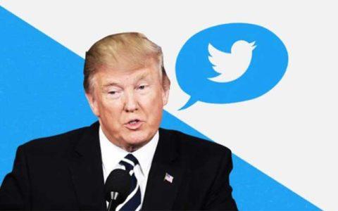 دیدار ترامپ با مدیر توئیتر