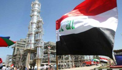 واردات گاز عراق