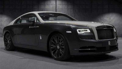 1 83 رولزرویس, صنعت خودروسازی, خودرو, Wraith Eagle VIII