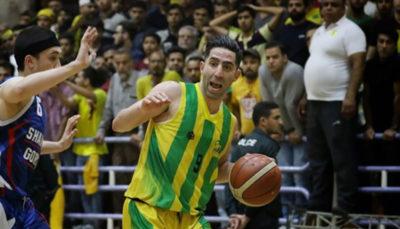 تیم بسکتبال نفت