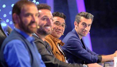 """درگیری لفظی تند خداداد عزیزی و فیروز کریمی در """"ستارهساز"""""""