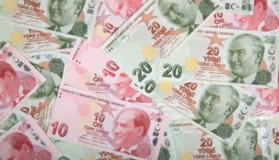 ارزش لیر ترکیه به پایینترین سطح ۸ ماهه سقوط کرد