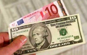 صعود نیرومند دلار جهانی برابر یورو و ین