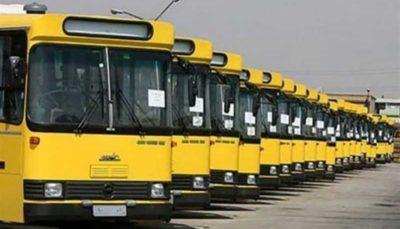 تخلفات اتوبوسهای شرکت واحد