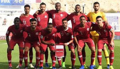 دیدار تدارکاتی تیم ملی فوتبال قطر با برزیل