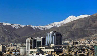 کیفیت هوای تهران
