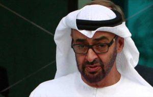 اولین واکنش ولیعهد ابوظبی به انفجار نفتکشها در فجیره
