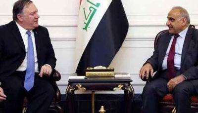 سومریه نیوز: پمپئو درباره حمله به سفارت و پایگاههای آمریکا در عراق، با «موشکهای ایرانی» هشدار داده بود