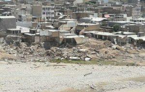 ساخت واحدهای مسکونی مددجویان سیل زده طی ۶ ماه