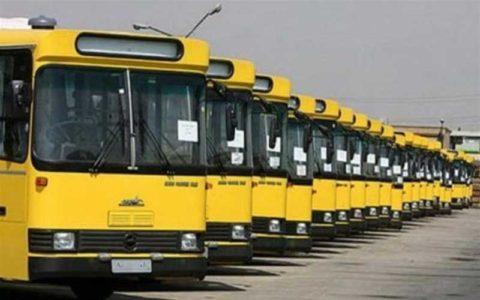 خدمت رسانی ویژه شرکت واحد اتوبوسرانی تهران در شب های قدر