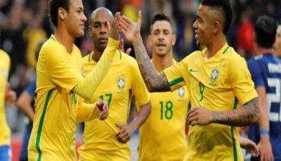 اعلام فهرست ۲۳ نفره برزیل برای حضور در کوپا آمهریکا
