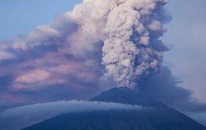 """هشدار فوران آتشفشانی برای کوههای """"هاکونه"""" ژاپن"""