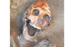 کشف اسکلت ۲۰۰۰ ساله شاهزاده ایرانی