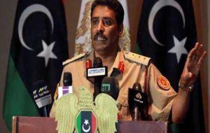 فرافکنی ارتش ملی لیبی درباره حمله به طرابلس