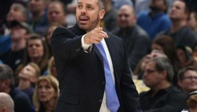 لیگ NBA، سرمربی لیکرز انتخاب شد