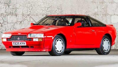 استون مارتین V8 زاگاتو کلاسیک با قیمت ۶۷۰ هزار دلار فروخته شد