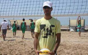 40 31 والیبال ساحلی ایران, فینال قهرمانی, آسیا