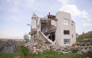 تخریب ویلای پرماجرای فیروزکوه از سر گرفته شد