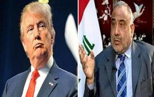 باجخواهی آمریکاییها از عراق
