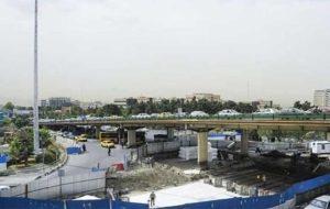 پل گیشا تا چند روز آینده جمع آوری میشود