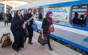 افزایش متوسط 22 درصدی قیمت بلیت قطار پس از ماه مبارک رمضان
