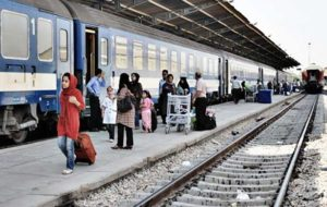 اقدامات پلیس راه آهن برای جلوگیری از هنجارشکنی های مرتبط با روزه خواری
