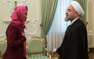یک منبع ایرانی: احتمال مذاکره ایران و اروپا برای بازگرداندن سطح صادرات نفت ایران به میزان سابق، وجود دارد
