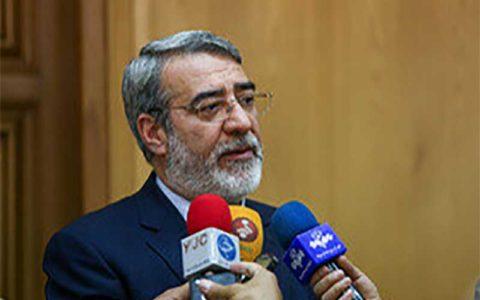 تاکید وزیر کشور بر جلوگیری از ورود غیرقانونی اتباع خارجی به کشور